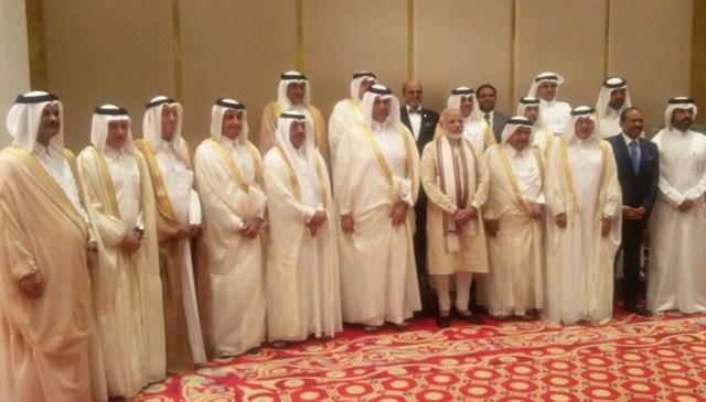 पीएम मोदी ने कतर की कंपनियों से कहा, 'आइये भारत में निवेश अवसरों का फायदा उठाइये'