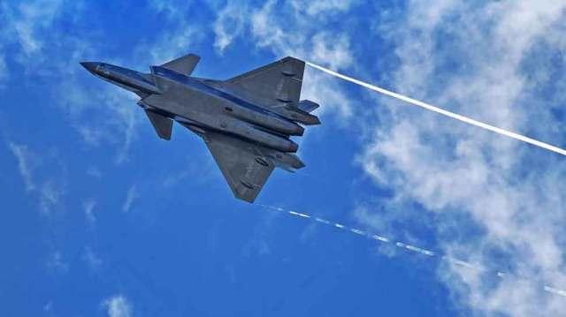 Image result for रडार की पकड़ में न आने वाला जे-20 विमान सेना में शामिल