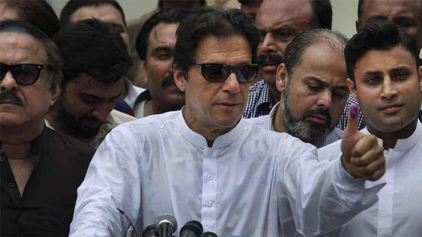 LIVE: पाकिस्तान चुनावः इमरान खान की पार्टी PTI सबसे आगे, रुझानों में त्रिशंकु असेंबली के आसार