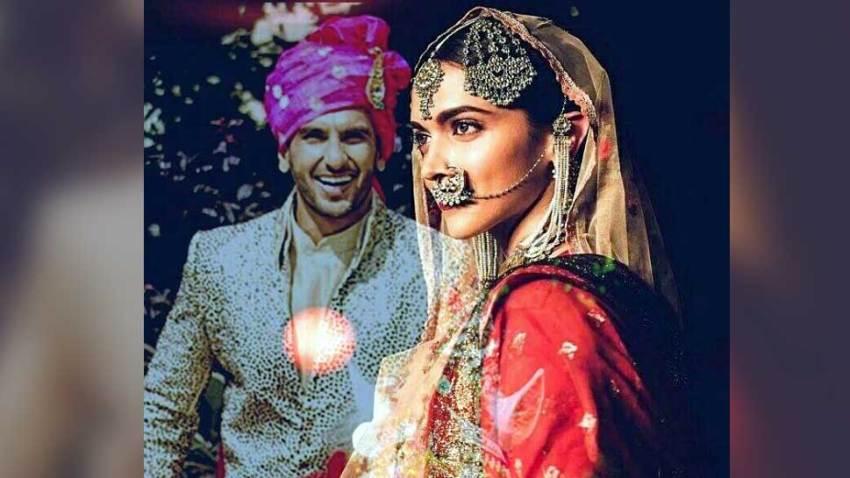 Congartulations! हो गई दीपिका पादुकोण और रणवीर सिंह की इटली में शादी...