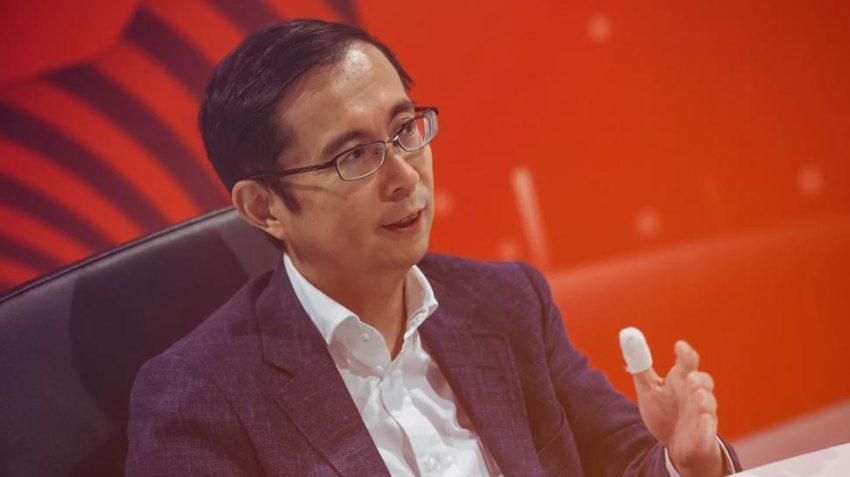 CEO Daniel Zhang