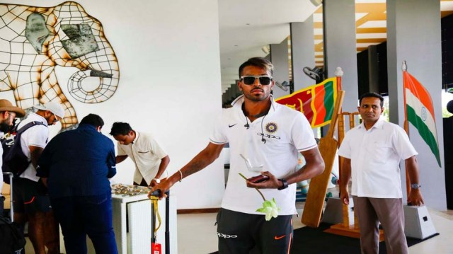 Hardik pandya, team india