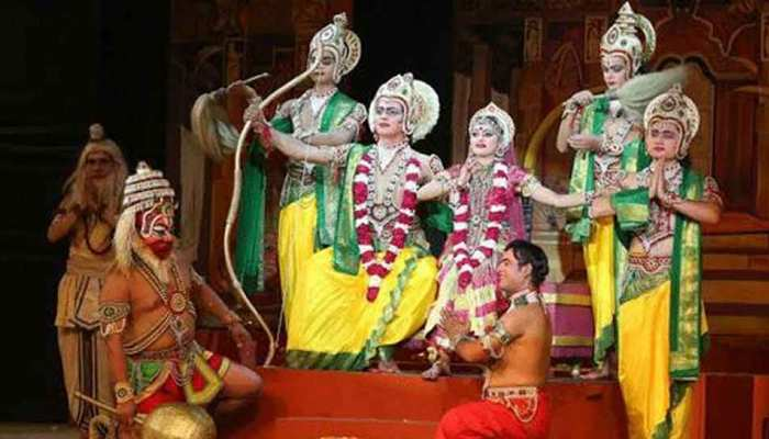 INDIA Today: Russia's group to present ram leela in ayodhya on diwali