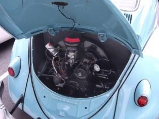 VW motor a