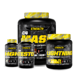 MUSCLE BUILDING STACK