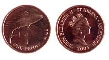 St Helena 1 pence