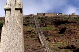 Jacob's Ladder, St Helena Island