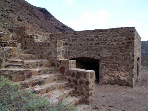 Sandy Bay lime kiln