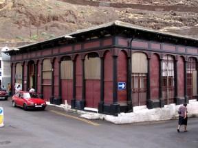 The Market, St Helena Island