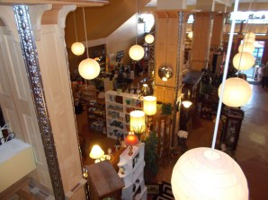 2Cs Antiques and Vintage Vendor Mall First Floor From Second Floor
