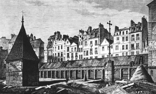 Atunci când cimitirul Les Innocents, din Paris, Franţa, a fost mutat din centrul oraşului în suburbii, în 1786, după mai bine...