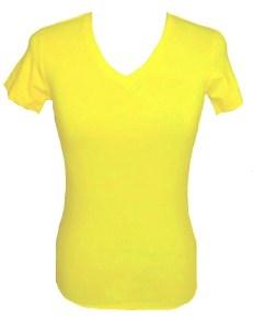 Shirt zitrone KA