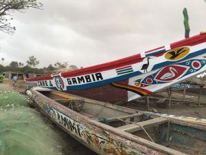 Gunjur vissersboot