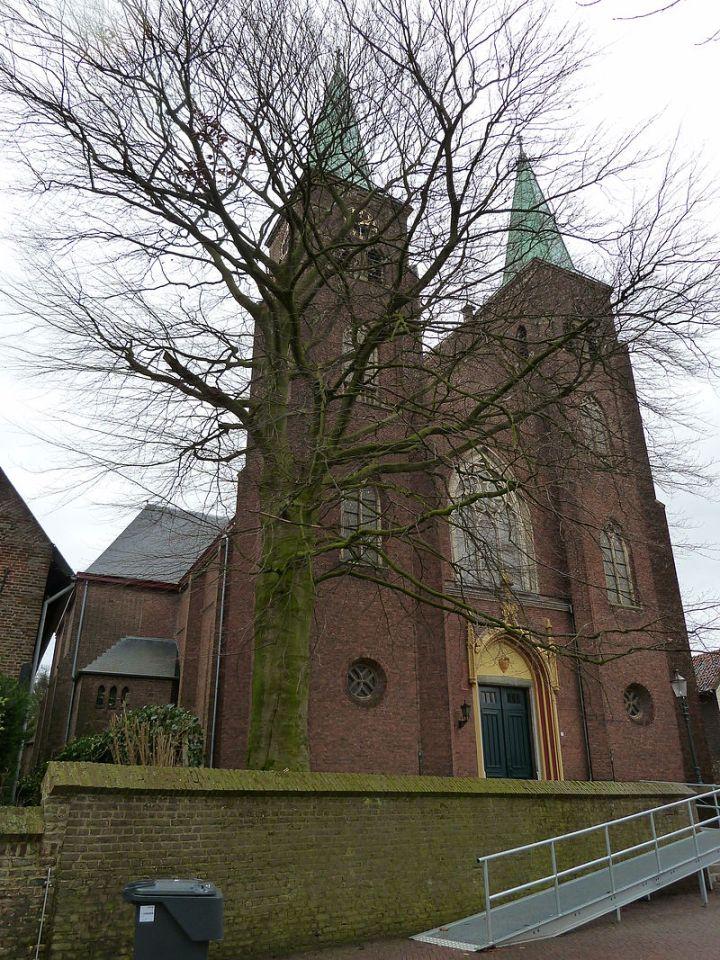kerk Amstenrade