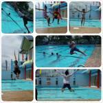 Zwemfeest 2 stichting Sparrow