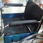 Een rolstoel voor John Lester 4 stichting Sparrow