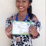 Erika medailles en awards 2019 stichting Sparrow