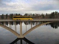 Råda stora bron över Årosälven