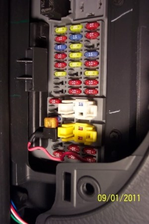 2008 Jeep Wrangler Fuse Box Location | Fuse Box And Wiring