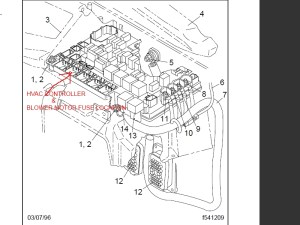 DIAGRAM OF FREIGHTLINER CASCADIA FUSE BOX  Auto Electrical Wiring Diagram