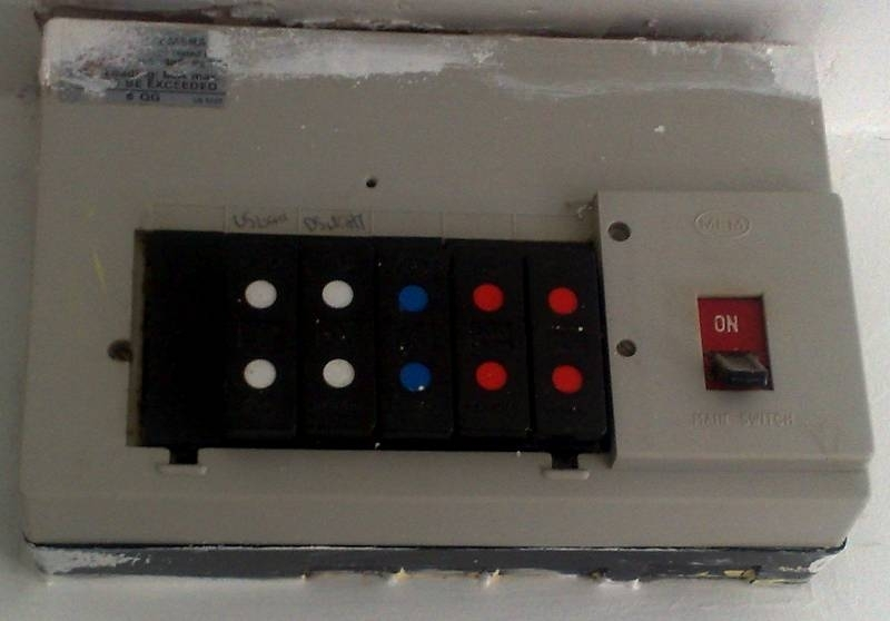How To Reset Old Fuse Box