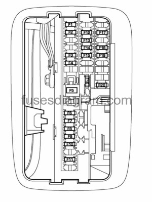 2000 NEON FUSE BOX  Auto Electrical Wiring Diagram