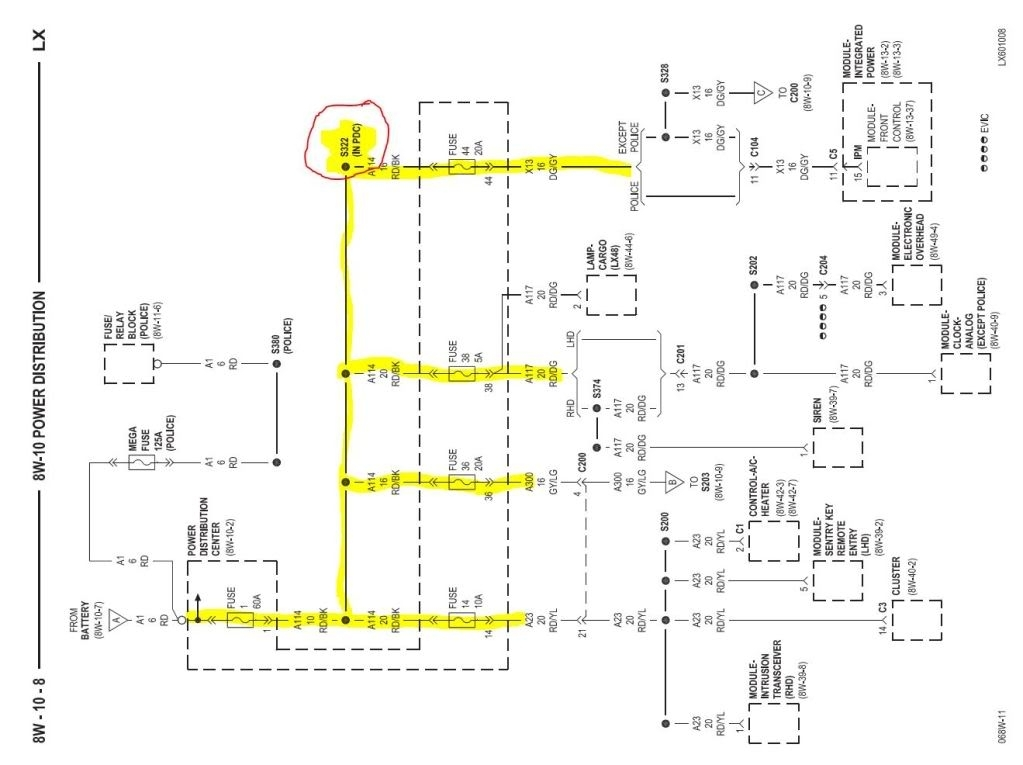 trunk fuse box has partly lost power dodge charger forums within 2008 dodge charger fuse box?resize\=665%2C497\&ssl\=1 dodge charger police package wiring diagram wiring diagrams 2007 dodge charger radio wiring diagram at bayanpartner.co