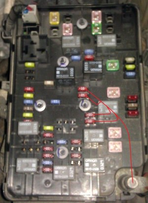 2008 Chevy Cobalt Fuse Box | Fuse Box And Wiring Diagram