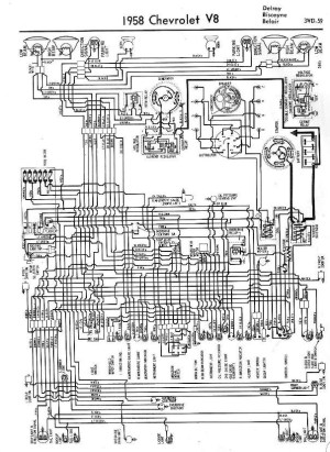 1962 Chevy Impala Wiring Diagram | Fuse Box And Wiring Diagram