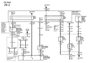 1994 Ford Ranger Fuel Pump Relay Diagram Wiring For