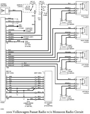 2002 Pt Cruiser Radio Wiring Diagram | Fuse Box And Wiring