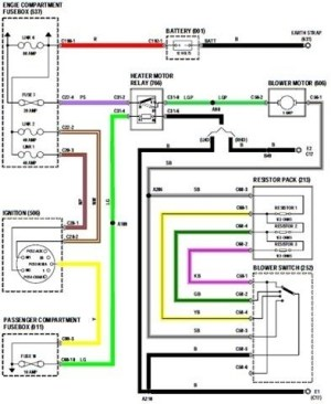 2007 Chevrolet Avalanche Wiring Diagram | Fuse Box And
