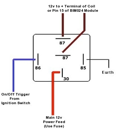 5 Pin Plug Wiring Diagram. 5 Pin Capacitor, 5 Pin Regulator ...