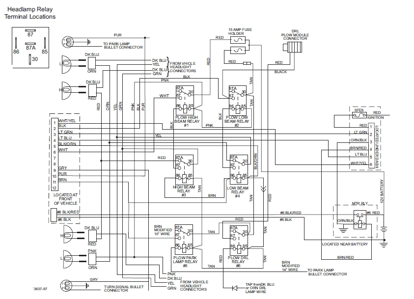 63392 western unimount 99 02 chevy gmc hb3 hb4 9 pin control within arctic snow plow wiring diagram 488 at ballast to esb432 14 ballast wiring diagram wiring wiring  at bakdesigns.co