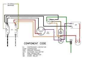 Ac Condenser Fan Motor Wiring Diagram | Fuse Box And