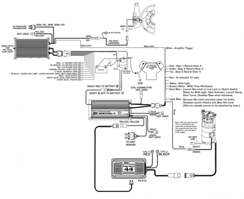 Diagram Hei Distributor Diagram
