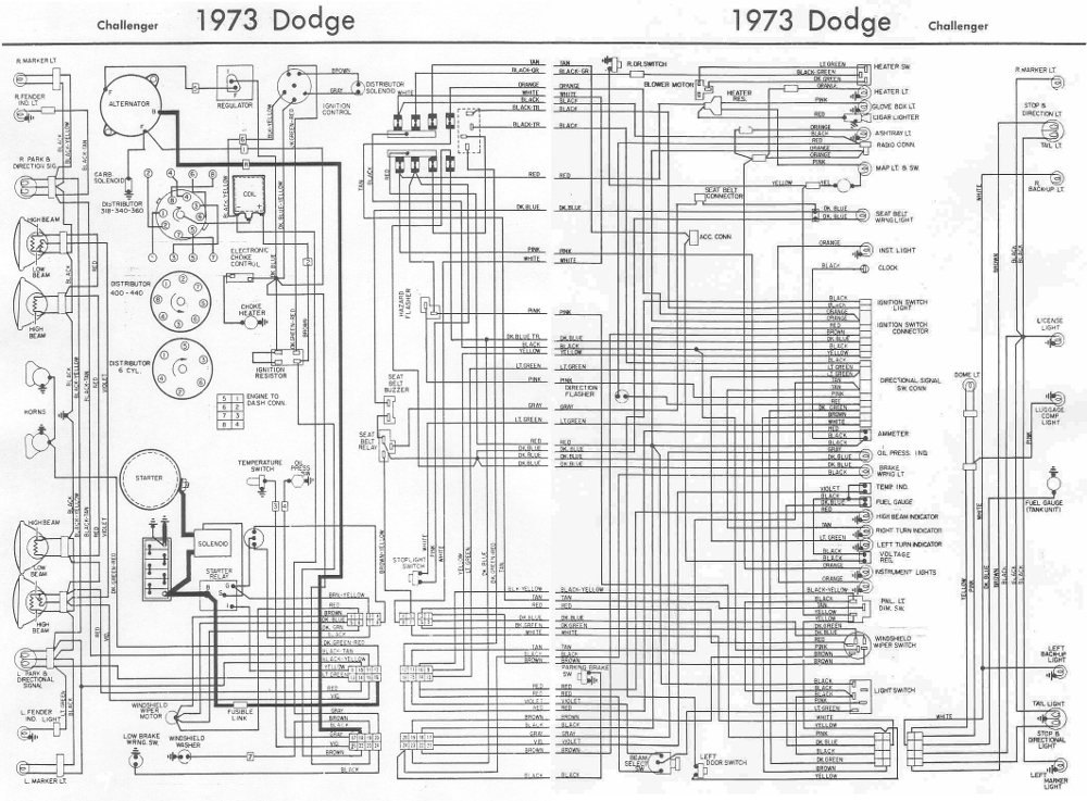 1974 Oldsmobile Omega Wiring Diagram | Online Wiring Diagram on