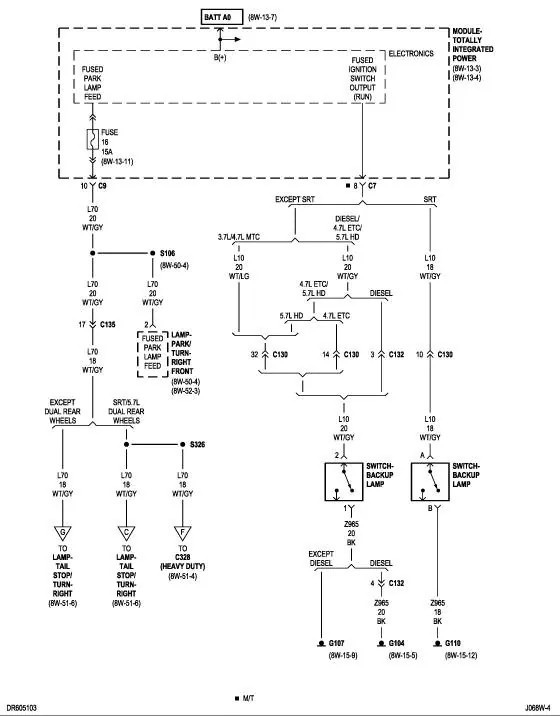 1973 Fiat Wiring Diagram