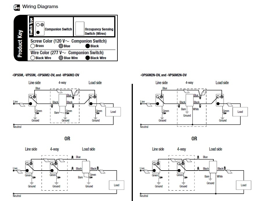 electrical how can i replace a 4 way mechanical switch with in lutron maestro 4 way wiring diagram wiring diagram friedrich ge wiring diagrams, carrier wiring  at bakdesigns.co