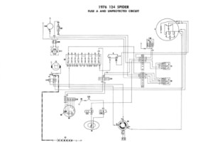 1979 Fiat Spider Ignition Wiring Diagrams | Fuse Box And