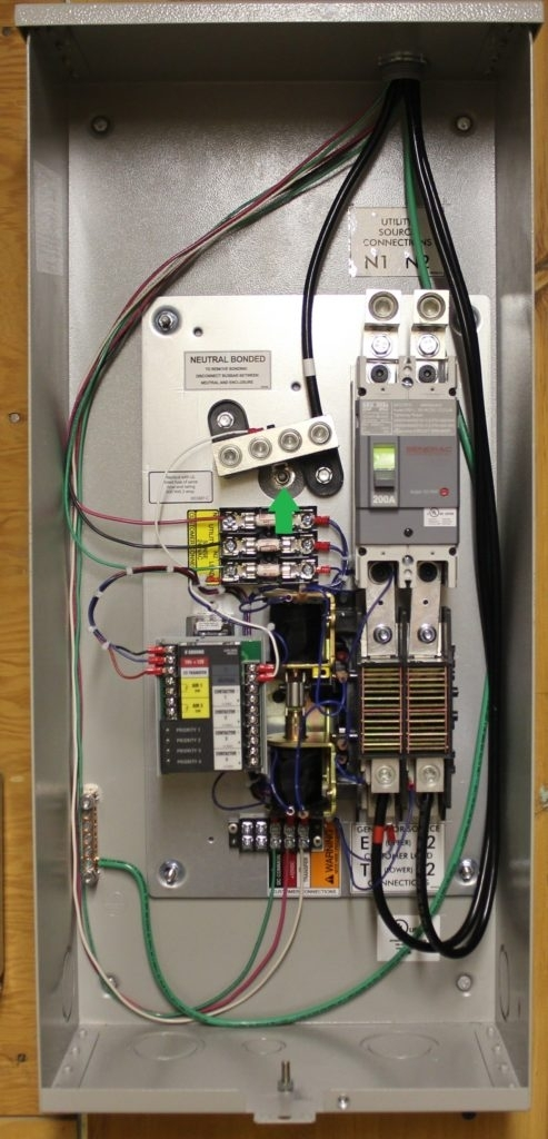 generac automatic transfer switches wiring  maintained