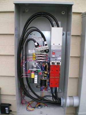 Generac Automatic Transfer Switch Wiring Diagram | Fuse