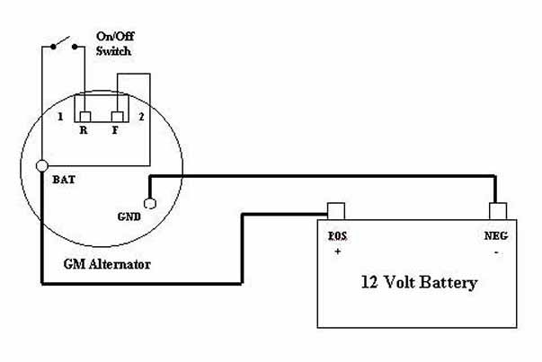 gm 3 wire alternator wiring diagram gm 3 wire alternator in gm 3 wire alternator wiring diagram?resize\=603%2C403\&ssl\=1 gm alternator wiring diagram 2010 on gm images free download 1999 Suburban Wiring Diagram at panicattacktreatment.co