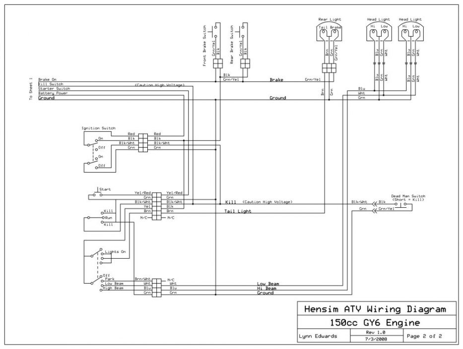 Gy6 Engine Wiring Diagram GY6 Engine Exploded View Bakdesignsco – Honda Gy6 Wiring Diagram