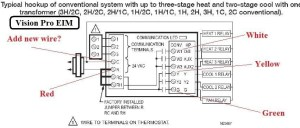 Honeywell Heat Pump Thermostat Wiring Diagram | Fuse Box