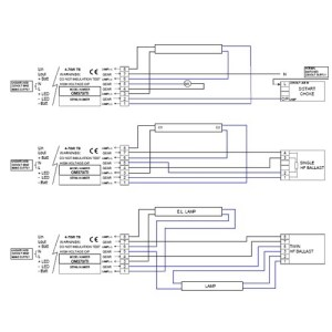 Emergency Fluorescent Light Wiring Diagram | Fuse Box And