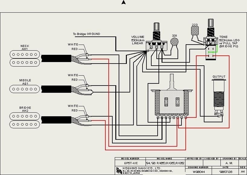 hsh pickup wiring diagram within dimarzio wiring diagram?resize\\\=665%2C472\\\&ssl\\\=1 cort hss wiring diagram wiring diagrams wiring diagram ssh at fashall.co