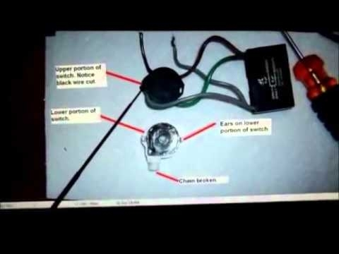 hunter ceiling fan 4 wire switch repair youtube with ceiling fan pull chain light switch wiring diagram?resize=480%2C360&ssl=1 how to fix a ceiling fan pull chain switch integralbook com wiring diagram for pull chain light at mifinder.co