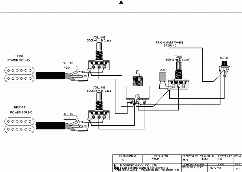 ibanez wiring diagram 3 way switch   34 wiring diagram images
