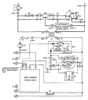 Gas Furnace Wiring Diagram | Fuse Box And Wiring Diagram